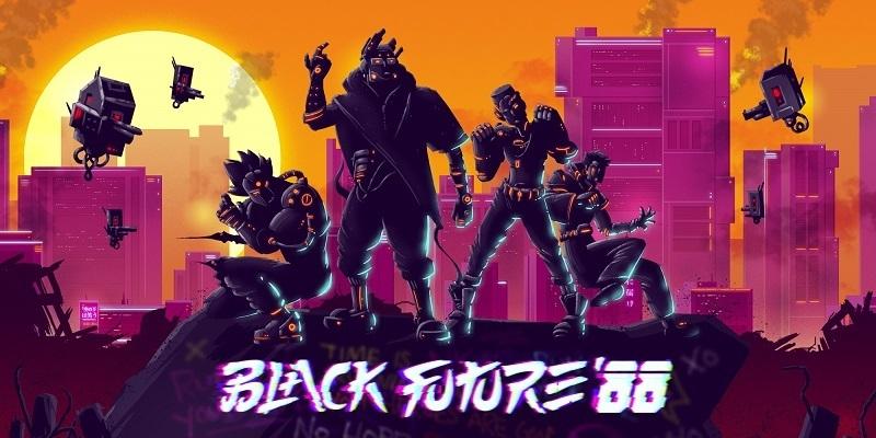 """Videospiel """"Black Future '88"""" im Test"""