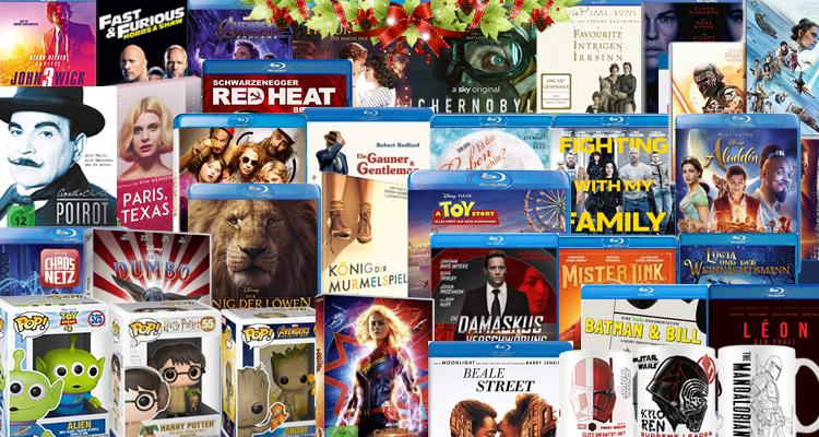 Der Moviebreak-Adventskalender 2019 - Gewinnspiel
