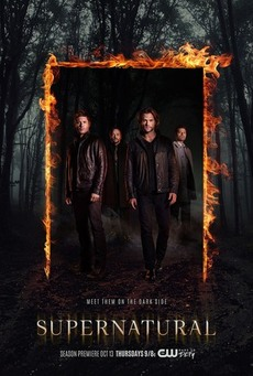 Big supernatural staffel 12 poster