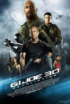Big gi joe filmplakat us