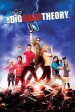 Small the big bang theory season 5 poster