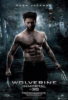 Big wolverine inmortal new poster latino e cine 1