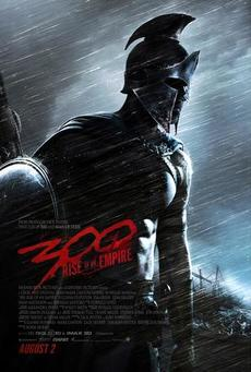 Big 300 rise of an empire poster