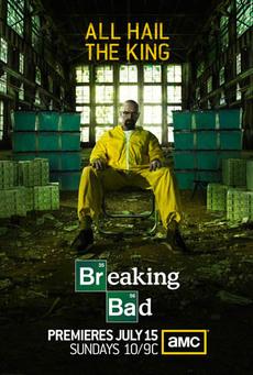 Big breaking bad staffel 5 poster