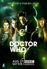 Small doctor who staffel 6 poster