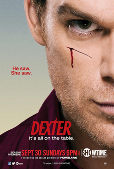 Big dexter staffel 7 poster