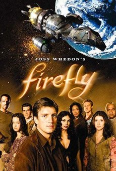 Big firefly poster