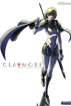 Big claymore poster