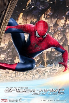 Big amazing spider man fan made posters