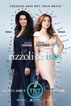 Big rizzoli and isles poster