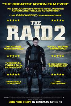 Big raid 2 poster 600x 1396194417