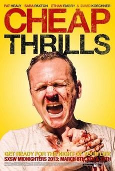 Big cheap thrills poster01