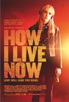 Big how i live now us poster