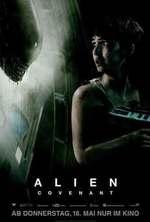 Small alien covenant poster de