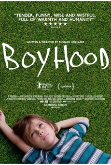Big boyhood poster