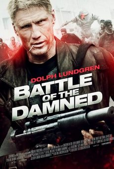 Big battle of the damned poster