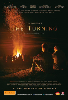 Big the turning poster