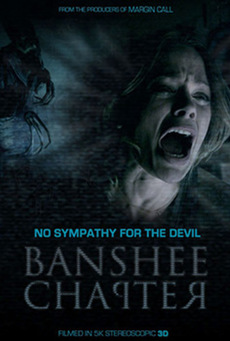 Big the banshee chapter poster