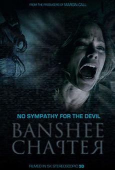 Big the banshee chapter poster