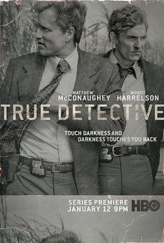Big true detective poster art