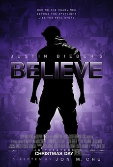 Big believe poster