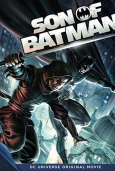 Big son of batman cover