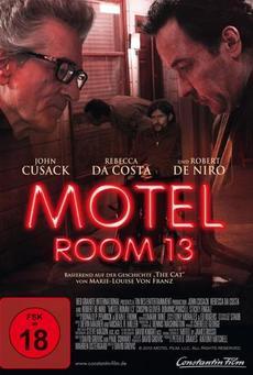 Big motel room 13 dvd cover