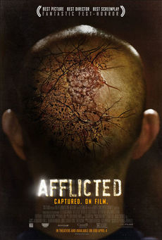 Big afflicted poster