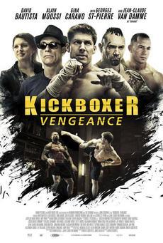 Big kickboxer vengeance