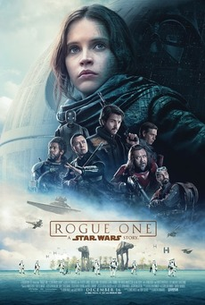 Big rogue one a star wars story poster 01