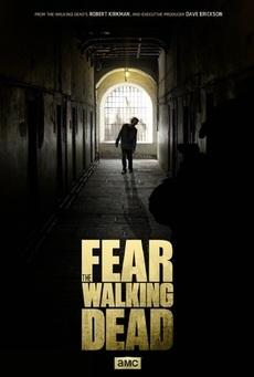 Big fear the walking dead poster 01