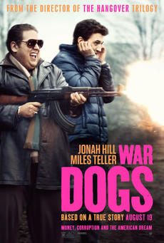 Big war dogs