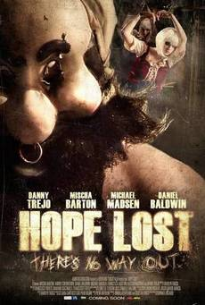 Hope Lost - There Is No Way Out Francesca Agostini