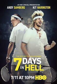 Big 7 days in hell poster