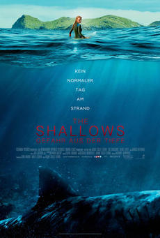 Big the shallows gefahr aus der tiefe