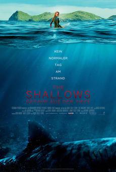 Big the shallows gefahr aus der tiefe
