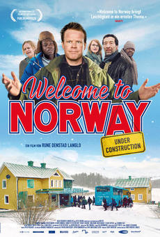 Big welcome to norway