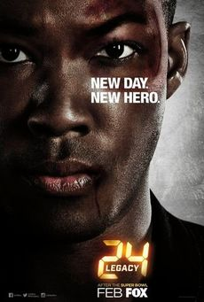 Big 24 legacy staffel 1 poster 01