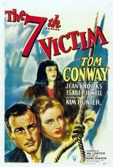 Big the seventh victim poster