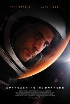 Big approaching the unknown poster 620x919