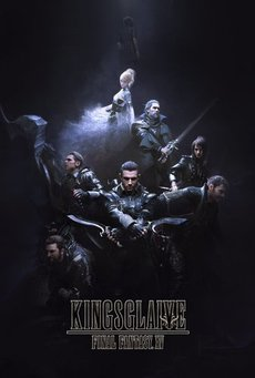 Big kingsglaive final fantasy poster