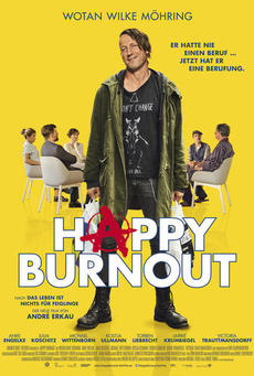Big happy burnout