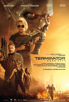 Big terminator dark fate poster 2019 1