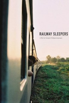 Big railway sleepers   poster