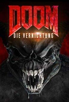 Big doom die vernichtung poster
