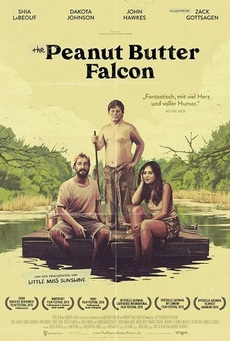 Big the peanut butter falcon poster