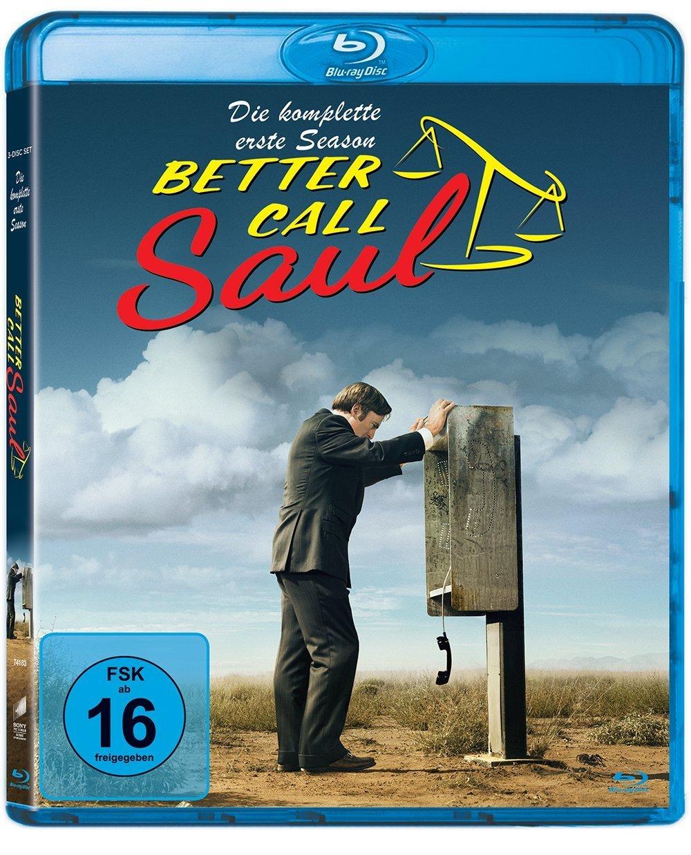 """Gewinnspiel: Gewinnt eine Blu-ray zur ersten Staffel """"Better Call Saul"""""""