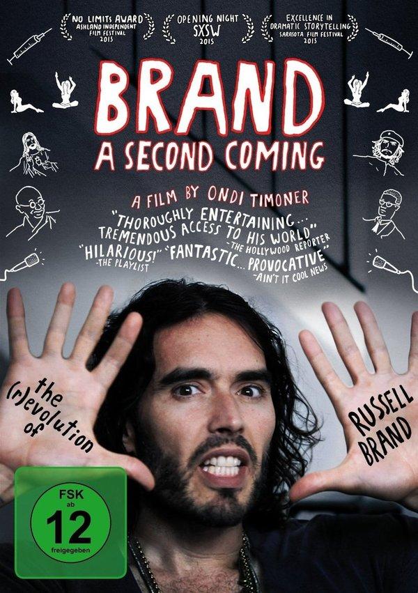 """Gewinnt eine DVD oder BD zur fiebrigen wie politischen Doku """"Brand: A Second Coming"""""""