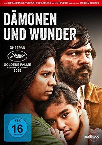 """Gewinnt eine DVD oder BD zum Cannes Gewinner """"Dämonen und Wunder - Dheepan"""""""
