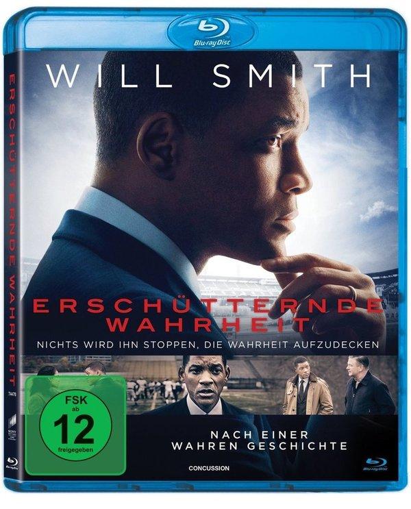 """Gewinnt eine BD zum Sport-Drama """"Erschütternde Wahrheit"""" mit Will Smith"""